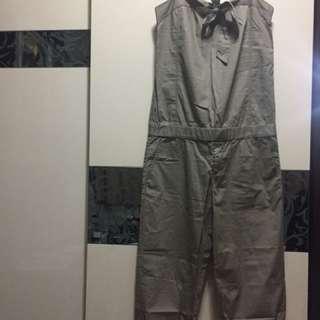 b + a b 女裝吊帶褲