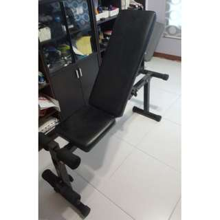 4ft Foldable Incline Bench