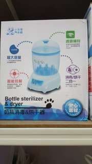 Bottle steriliser