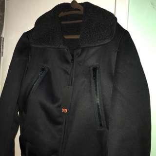 Y-3 Sherpa Jacket (Ce6725) size: M