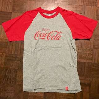 UNIQLO Coca-Cola Shirt
