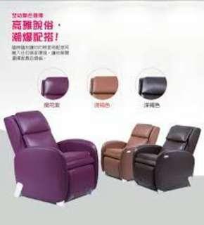 全新有保Ogawa Loxa Sofa叻叻椅