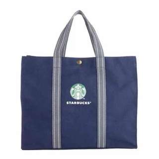 Starbucks Taiwan 2018 Canvas bag
