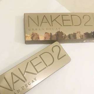 Urban Decay Naked 2 Eye Palette
