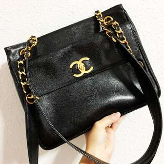 Buyer's Order: Authentic Chanel Caviar Bag with 24k Gold hardware