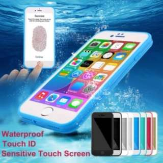 Waterproof case for iphone 6 plus (Negotiable)