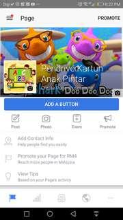 FB PAGE UNTUK DIJUAL