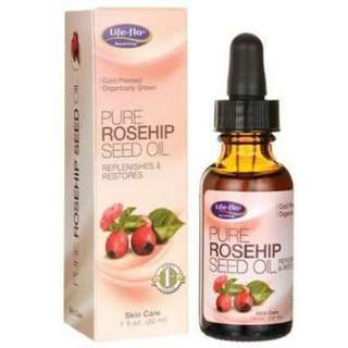 Life Flo Pure Rosehip Seed Oil