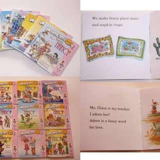 Fancy Nancy's Fantastic Phonics