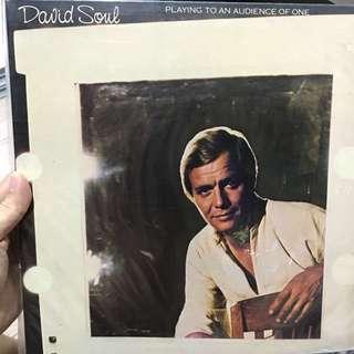 David soul vinyl record