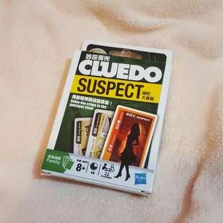 Cluedo Suspect
