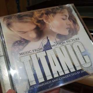 Titanic Original Gold Disc