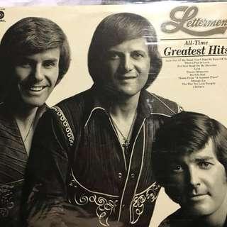Lettermen greatest vinyl record