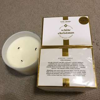 duluxe soy candle