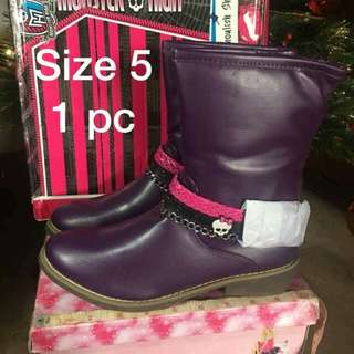 Monster High Boots