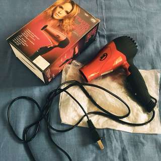 Travel Pro Hair Dryer