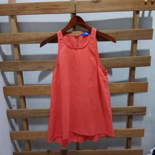 Valley girl long woman top