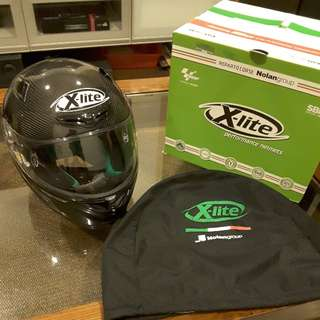 Nolan X802RR Ultra Carbon Helmet
