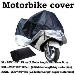 Motorbike cover / MOTORCYCLE /Motor bike rain cover/ Motor bicycle cover Plastic/ Protect