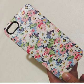Iphone7 case- daisy pront