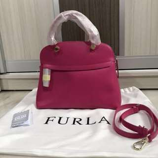 🆕Authentic Furla M piper Dome