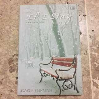 If I Stay Gayle Forman Novel