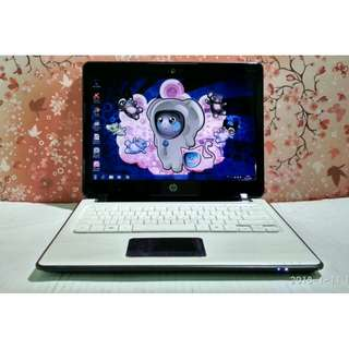 Laptop Notebook Murah Berkualitas Hp Pavilion Dv2 RAM 2GB HDD 320GB ATI Radeon 3400 HD Grapich