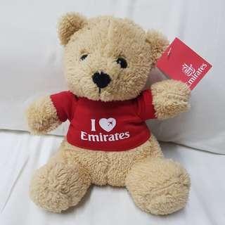 Emirated Bear plush toy