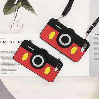 Mickey Camera Case
