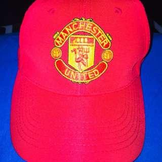 MU cap (authentic)