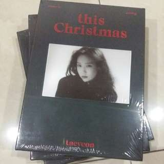 Taeyeon Winter Album - This Christmas : Winter is coming + Poster