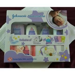 [NEW] Johnson's Bedtime Newborn Gift Set