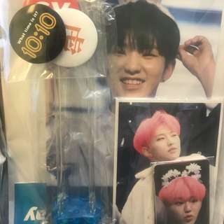 Seventeen Hoshi Love Blind eco bag set