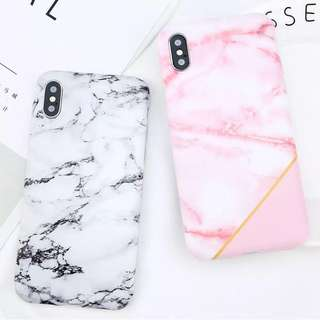 MARBLE IPHONE CASE IPHONE 6 - X