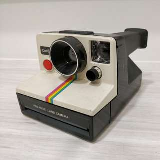 Polaroid One Step Rainbow [Vintage]
