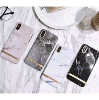 MARBLE IPHONE CASES - VARIOUS MODELS