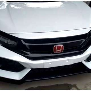 Civic hatchback 1.5 tahun 2017