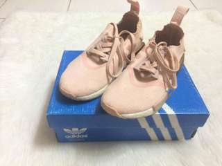 Adidas NMD Women's Rose Gold/Light Pink (OVERRUNS)