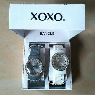 Original XOXO Bangle Watch