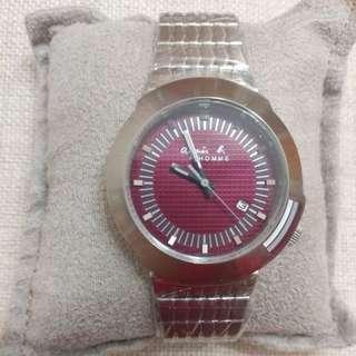Agnes b 時款手錶 (全新有盒有保養) 原價$2000