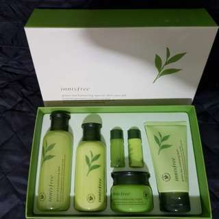 [BNIB] Innisfree Green Tea Balancing Special Skin Care Set