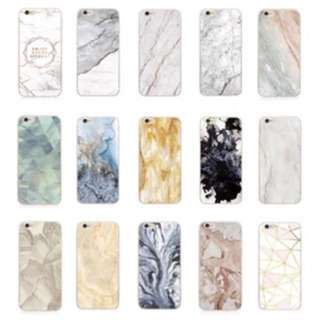MARBLE IPHONE CASE - IPHONE 5-X