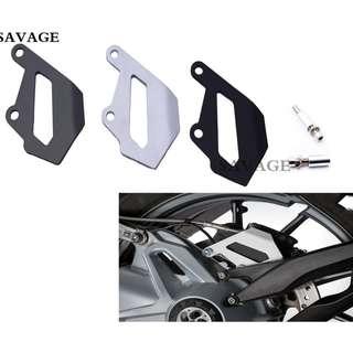 BMW R1200GS R1200GSA R1200R R1200RS R1200RT aluminum rear brake caliper cover guard sliders