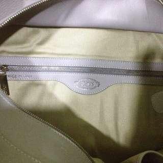 Tod's large tote handbag
