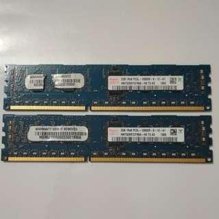 Hynix RAM DDR3 2GB