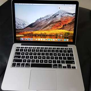 "Under Applecare, Macbook pro retina 2015 13"""