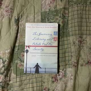 The Guernsey Literary and Potato Peel Pie Society, by Mary Anne Shaffer and Annie Barrows