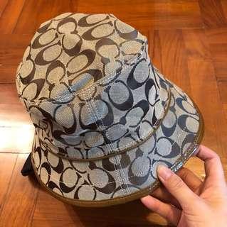 🔮正版正貨 🔮Coach卡其色漁夫帽。