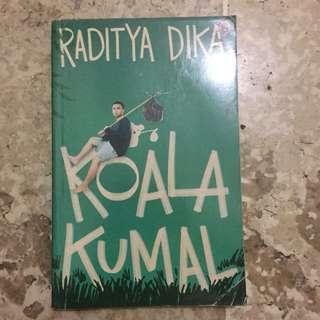 Koala Kumal Raditya Dika Novel