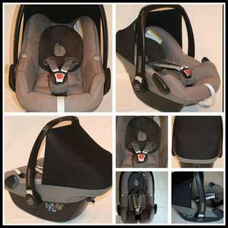 Carseat Maxi Cosi Pebble